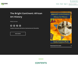 Bright Continent: African Art History