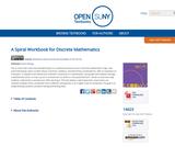 Spiral Workbook for Discrete Mathematics