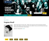 Great Writers Inspire: Virginia Woolf