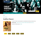 Great Writers Inspire: Geoffrey Chaucer