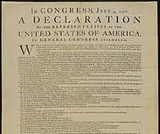 American Government, Declaration of Independence, Declaration of Independence