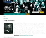 Great Writers Inspire: Emily Dickinson