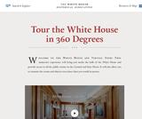 Tour the White House in 360 Degrees