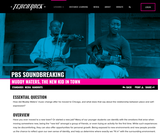 PBS Soundbreaking, Lesson 1: Muddy Waters: The New Kid in Town