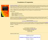 Foundations of Computation