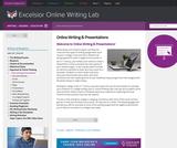 Online Writing & Presentations