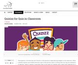 Quizizz for Quiz in Classroom