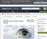 Animals at the Extremes: Polar Biology