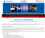 Tennessee State University Affordable Learning Solutions (OER)