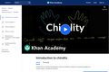 Organic Chemistry: Introduction to Chirality