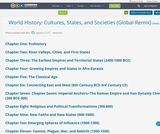 World History: Cultures, States, and Societies (Global Remix)