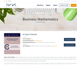 Business Math: A Step-by-Step Handbook