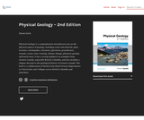 Physical Geology – 2nd Edition