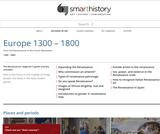 Smarthistory:  Europe 1300-1800