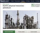 Earth's Physical Resources: Petroleum