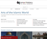 Smarthistory: Art of the Islamic World