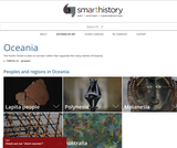 Smarthistory: Oceania