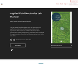 Applied Fluid Mechanics Lab Manual