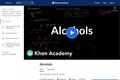 Organic Chemistry: Alcohols