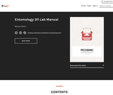 Entomology 311 Lab Manual