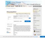 The Intelligent Troglodyte's Guide to Plato's Republic