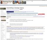 Assembling a Geologic History
