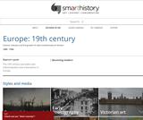 Smarthistory:  Europe: 19th Century