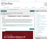 An Outline History of East Asia to 1200, second edition