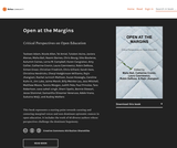 Open at the Margins – Critical Perspectives on Open Education