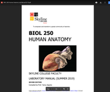 BIOL 250 Human Anatomy Lab Manual