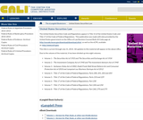United States Securities Law